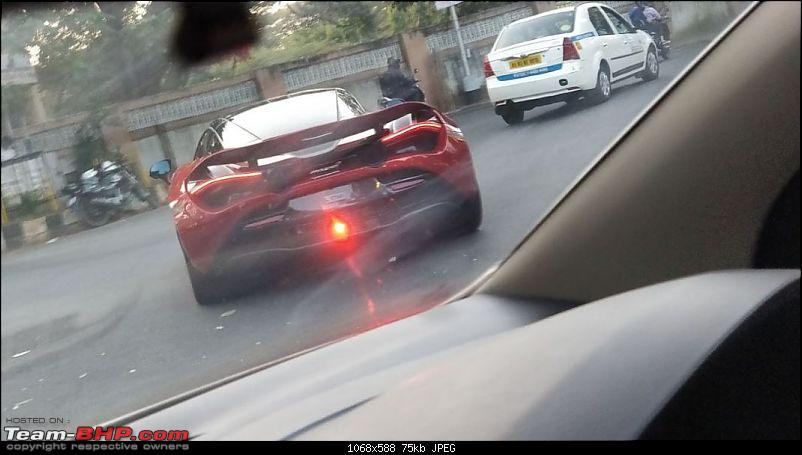 India gets its 1st Mclaren, the 720S. EDIT: 2nd one here too-mc1.jpg