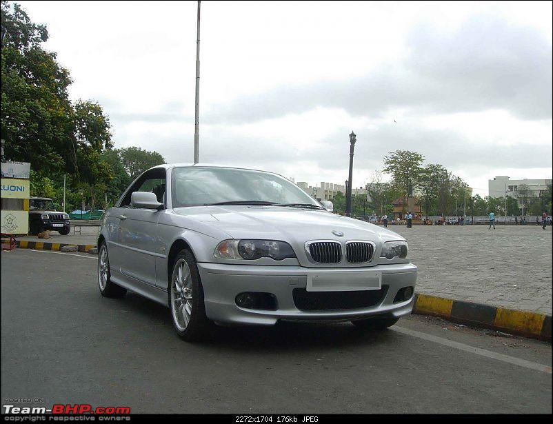 Great looking BMWs: 325ci with M sport body kit and a lot more ! :D-left.jpg