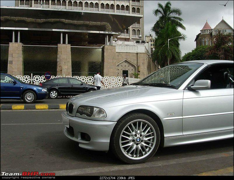Great looking BMWs: 325ci with M sport body kit and a lot more ! :D-taj.jpg