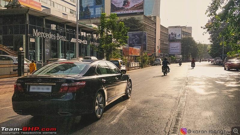 Pics: Lexus LS600 Hybrid L saloon in Mumbai-img_20180501_171309.jpg