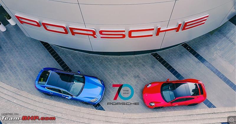 Pics: Porsche 70th anniversary celebrations, Bangalore-gurgaon-2.jpg