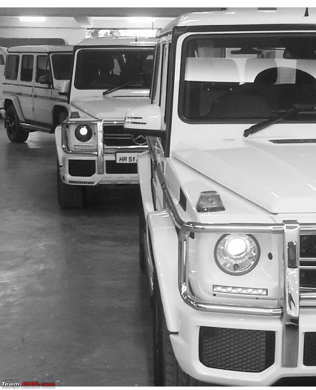 Mercedes-AMG G63 launched at Rs  2 19 crore - Team-BHP