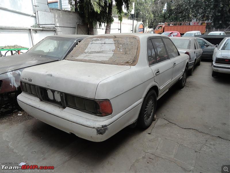 Pics: Imports gathering dust in India-dsc03737.jpg