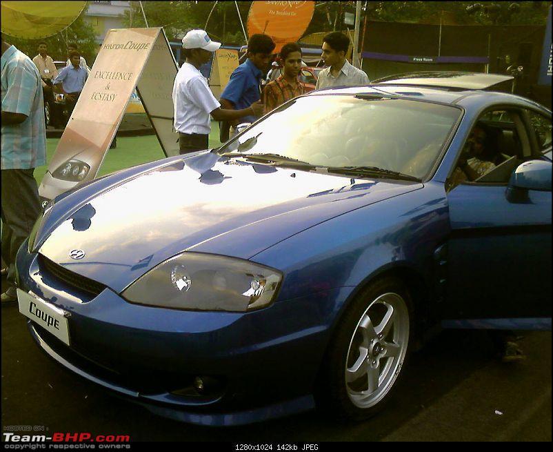 Supercars & Imports : Kerala-hyundai-tiburon.jpg