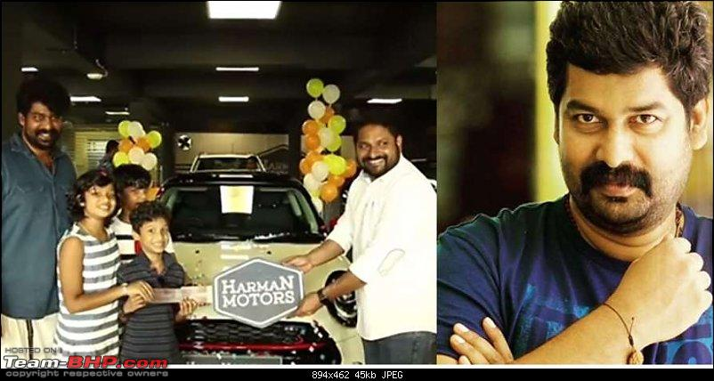 South Indian Movie stars and their cars-1image.jpg
