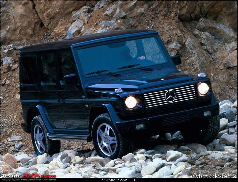 The rarest Merc: G-wagen-11mercedestocintinueproducinggclass.jpg