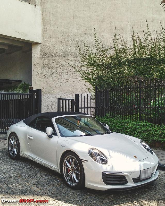 Porsche 911 (991) In India