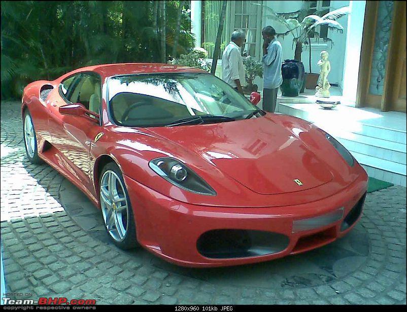 Pictures : Ferrari F430 Coupes/Spiders in Mumbai-f430-2.jpg