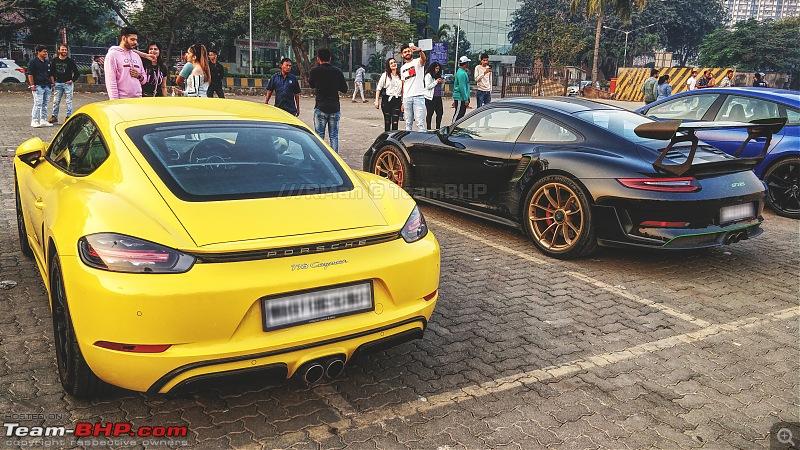 Pics: Supercar Parade on Republic Day in Mumbai-porsche6.jpg