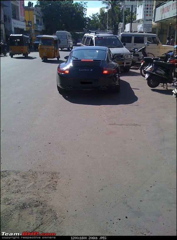 Supercars & Imports : Chennai-porsche-carrera-s-06.jpg