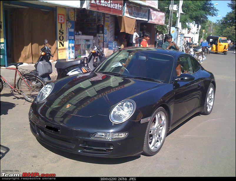 Supercars & Imports : Chennai-porsche-carrera-s-08.jpg