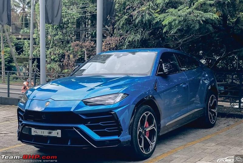 Supercars & Imports : Kerala-urus.jpg