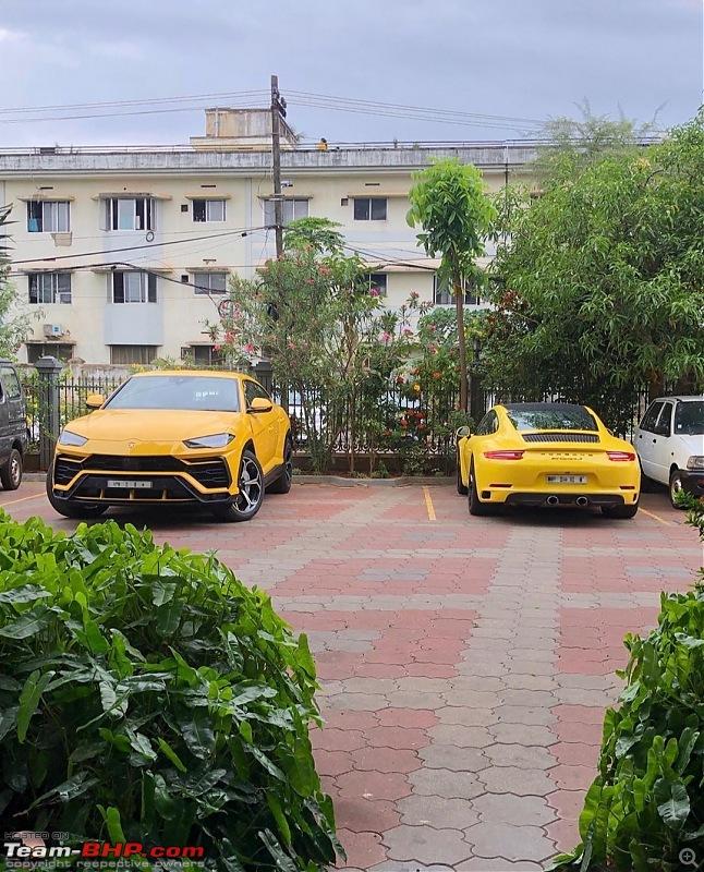 Supercars & Imports : Kerala-urus-carrera-s.jpg