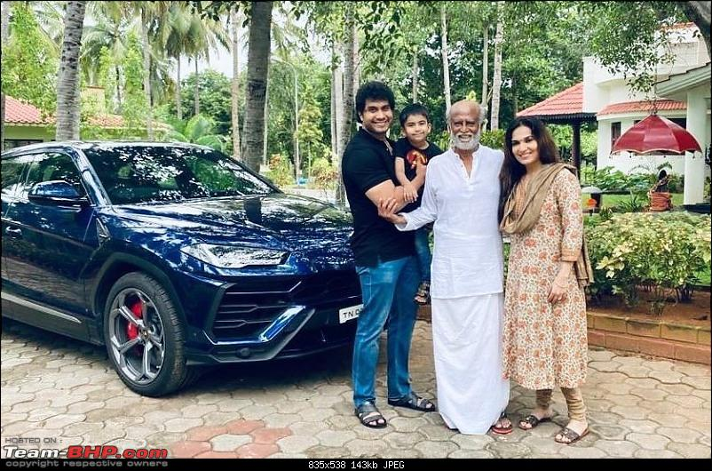 South Indian Movie stars and their cars-raj_3.jpg