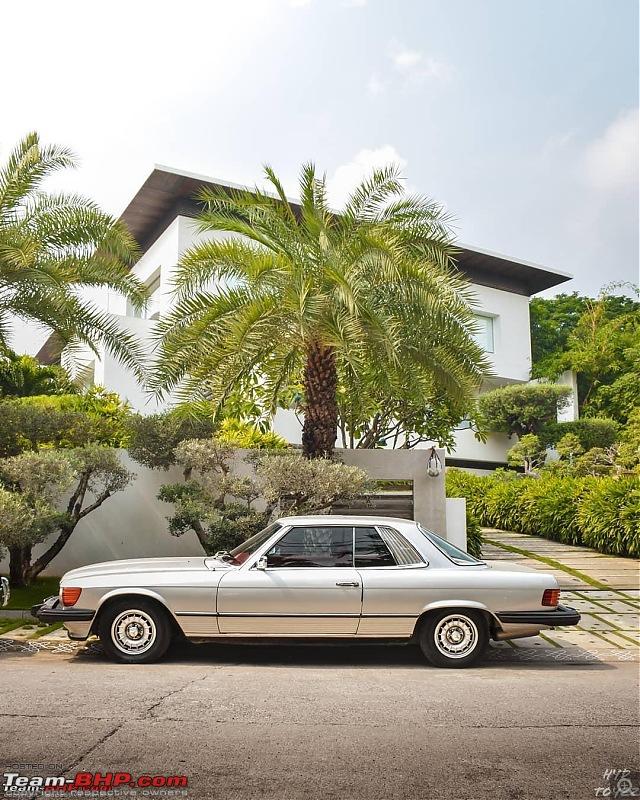 The 111 Garage: A tasteful car collection in Hyderabad-slc450.jpg