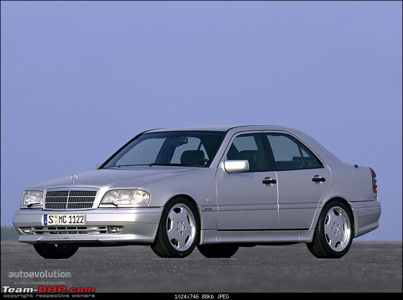 The Master Blaster's garage : Sachin Tendulkar's car collection-c36-amg.jpg