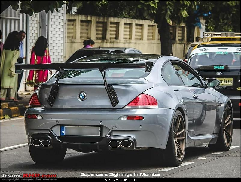 Modified Supercars & Exotic Cars in India-e36-m6.jpg