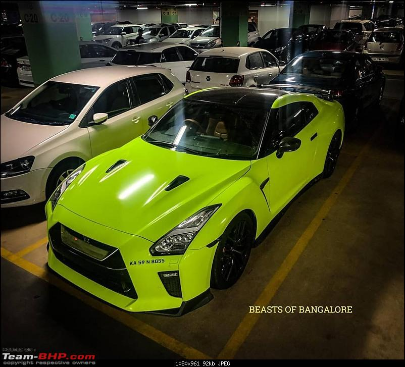 Modified Supercars & Exotic Cars in India-acid-green-gtr.jpg