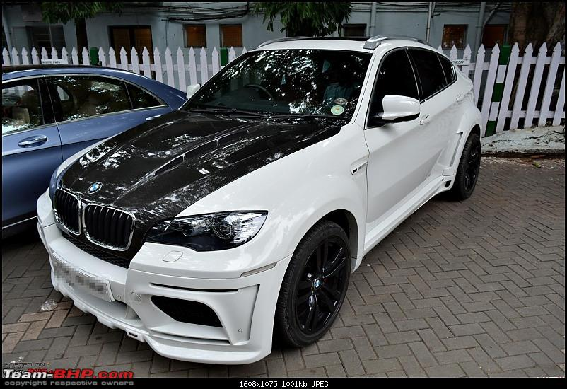 Modified Supercars & Exotic Cars in India-hamman-x6.jpg