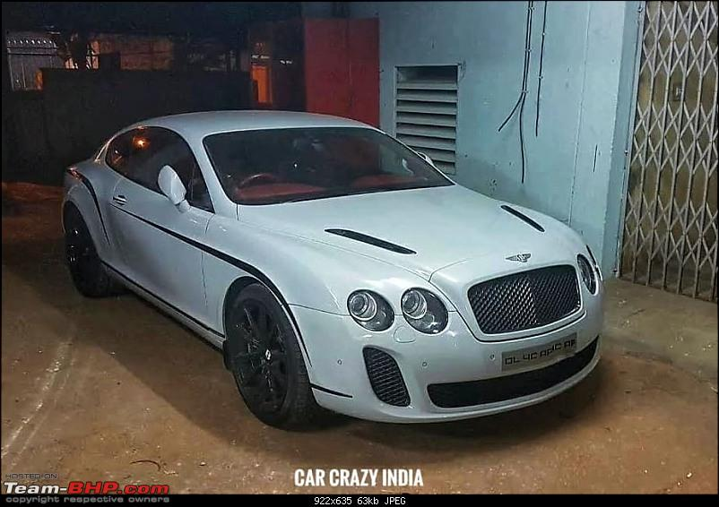 Impounded Exotics & Supercars in India: Tales of drugs, fraud and murder-impound-bentley.jpg