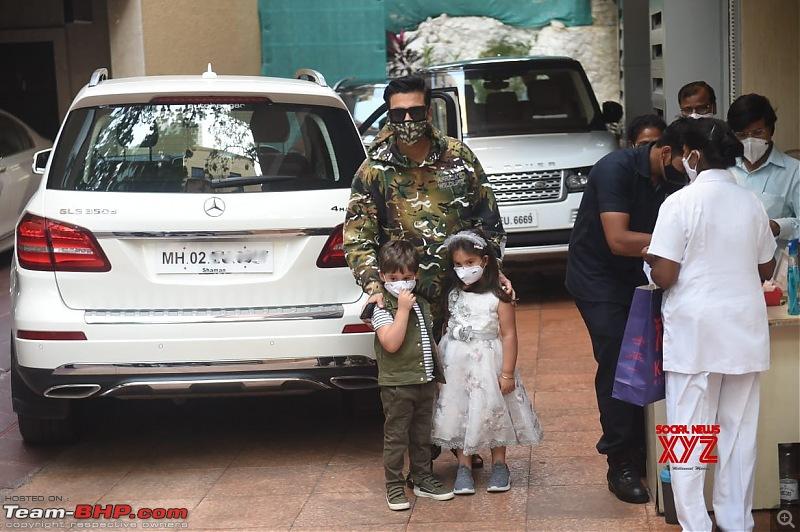 Bollywood Stars and their Cars-karanjoharwith.jpg
