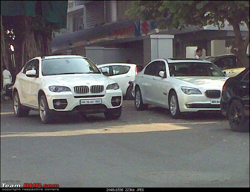Pics : Multiple Imported Cars spotting at one spot-21102009174.jpg