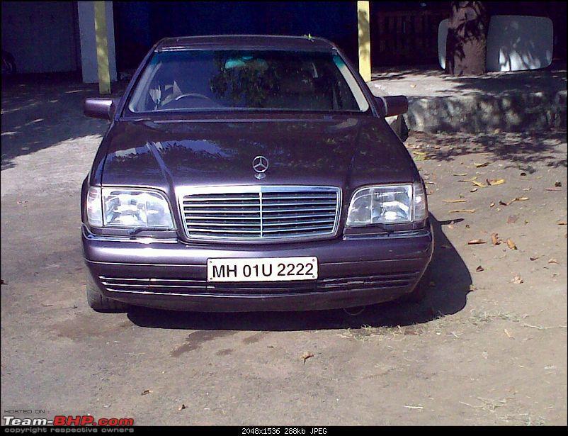 """Bought a """"Big Daddy"""" W140 Mercedes S600 V12.-31102009286.jpg"""