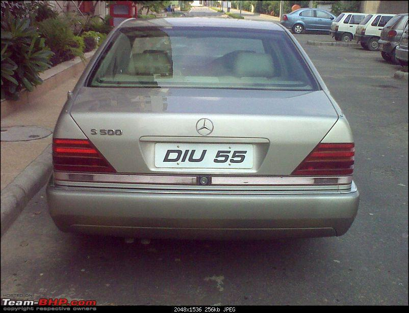"""Bought a """"Big Daddy"""" W140 Mercedes S600 V12-06092009623.jpg"""