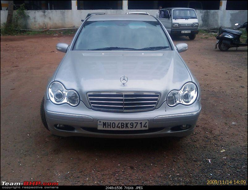 A Gamble that Paid off: C-Class Mercedes W203-image_230.jpg