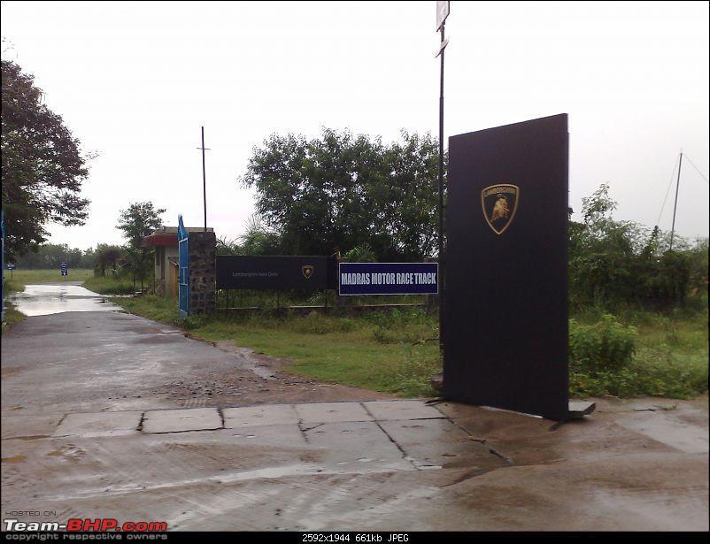 Pics : Lamborghini track event in Chennai-14112009648.jpg