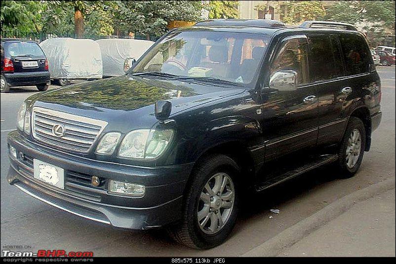 Supercars & Imports : Delhi-lexus-lx-470-1.jpg