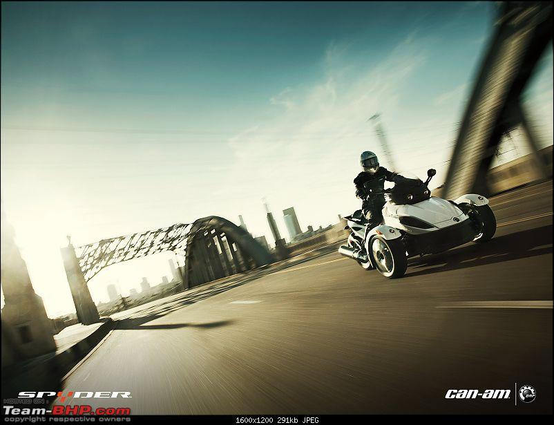 Its here.. India's First and Exclusive !! BRP Can-Am Spyder RS EDIT: Pics on Page  2-wallpaper_action_03.jpg