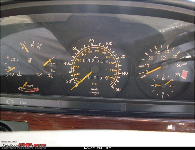 My first gift to myself for the new year's eve! A Mercedes W126..-speedo.jpg