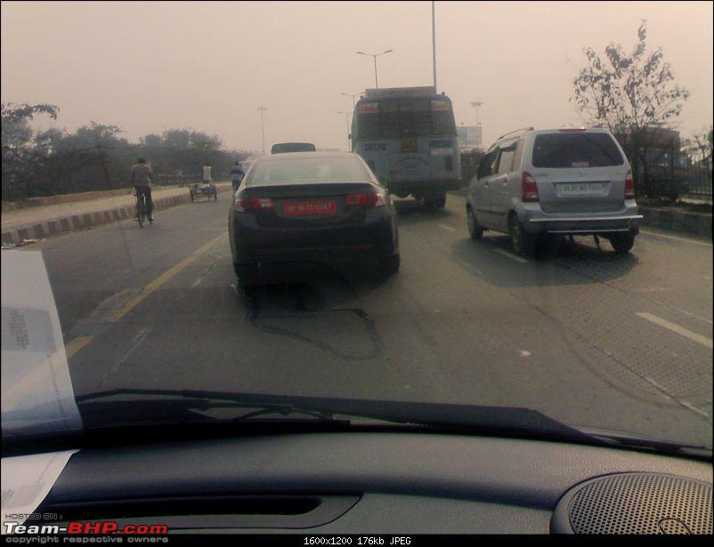 Euro Accord spotted in Delhi running test plates-25012010092.jpg