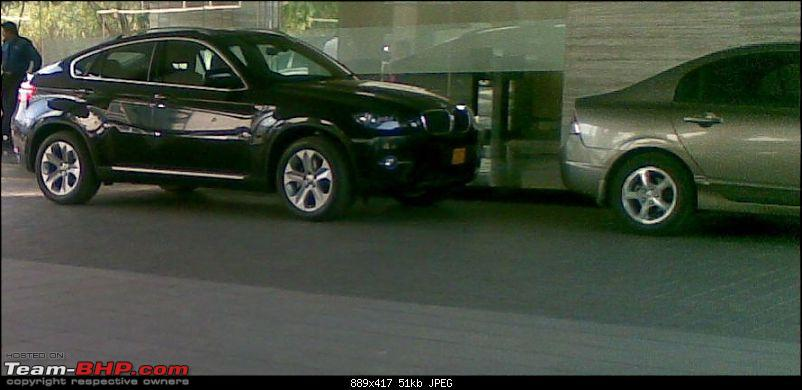 Supercars & Imports : Pune-bmw-x6.jpg