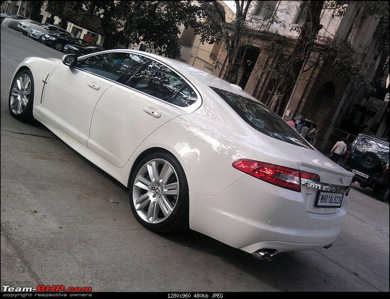 Jaguar XK, XKR and Others Spotted in Mumbai (w/ video)-photo0485.jpg