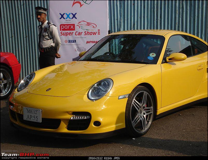 PICS : The new Porsche 911 Turbo 997 in Mumbai-dsc04578.jpg