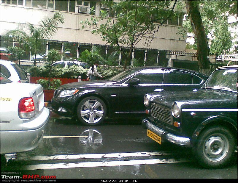 Lexus LS460 in India-10072008049.jpg