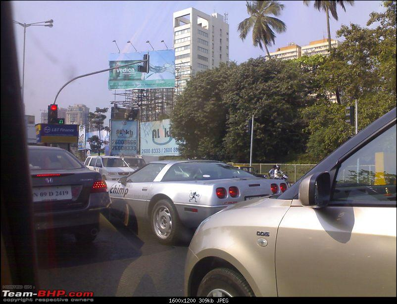 Silver Corvette ZR-1 spotted on Marine Drive-20032010815.jpg