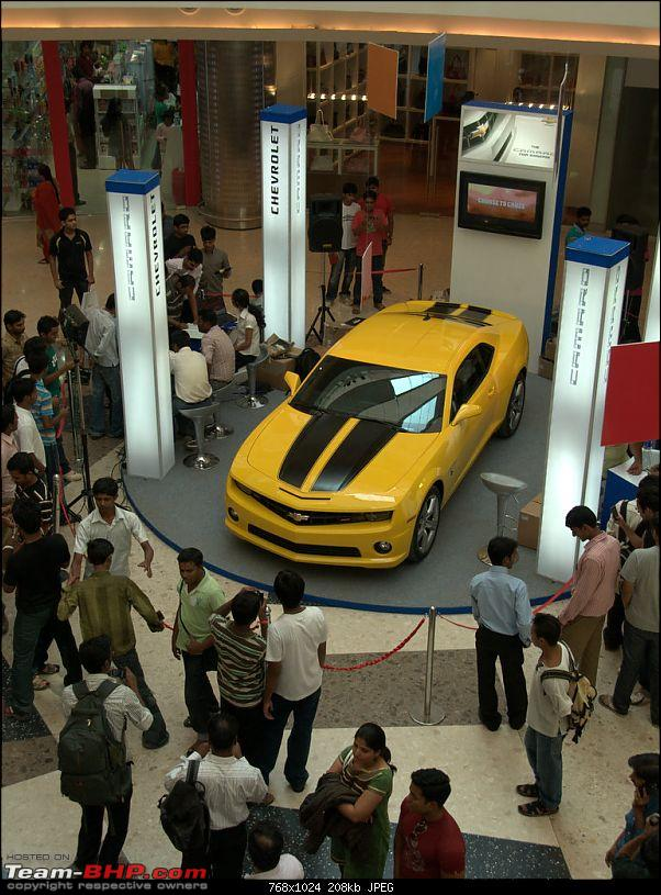 Pics: The Chevy Camaro Autobot Edition in India-dsc_3612.jpg