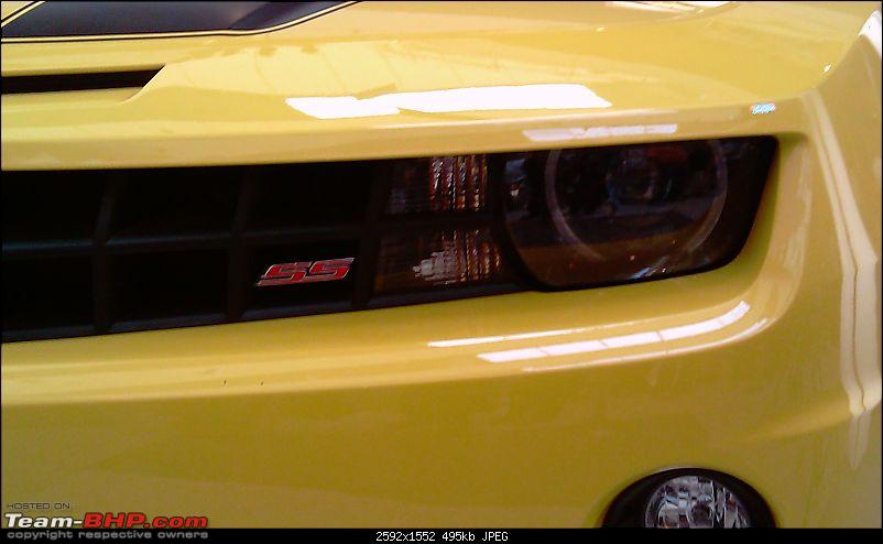 Pics: The Chevy Camaro Autobot Edition in India-imag0124.jpg