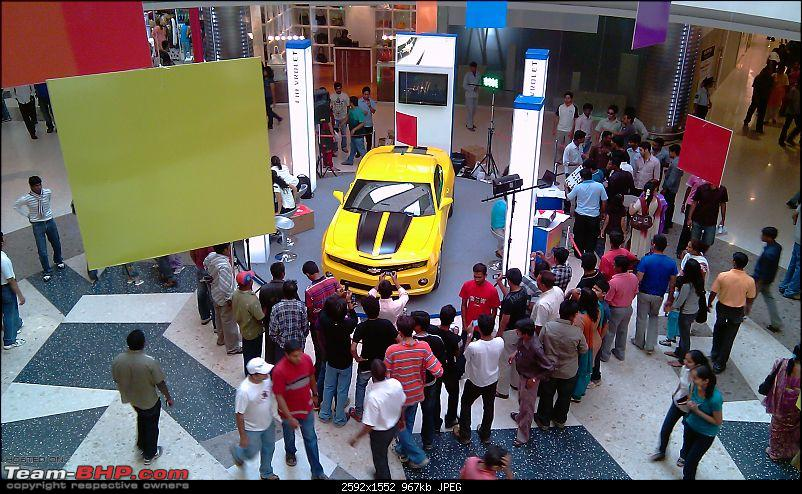 Pics: The Chevy Camaro Autobot Edition in India-imag0133.jpg