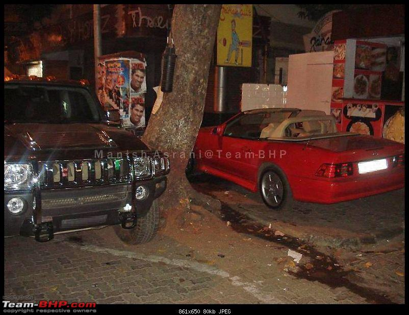 Pics : Multiple Imported Cars spotting at one spot-dsc00156.jpg