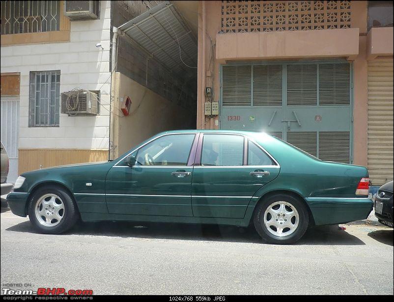 """Bought a """"Big Daddy"""" W140 Mercedes S600 V12-8.jpg"""