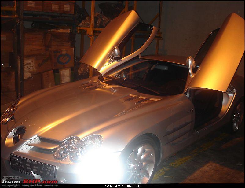 ITS HERE !! The MEGA Mercedes SLR Mclaren in Mumbai-dsc01646.jpg