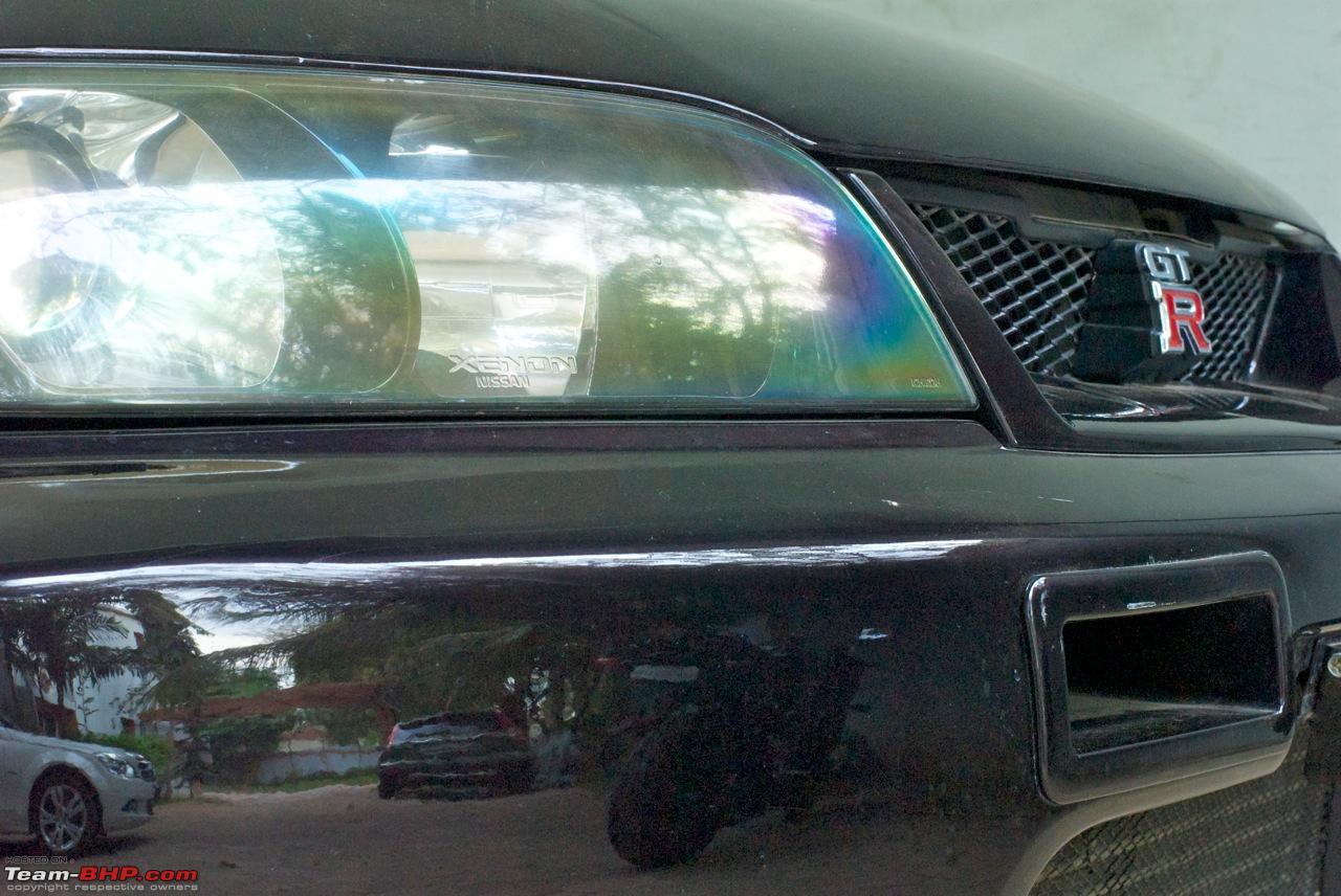 Nissan Skyline Gtr R33 V Spec
