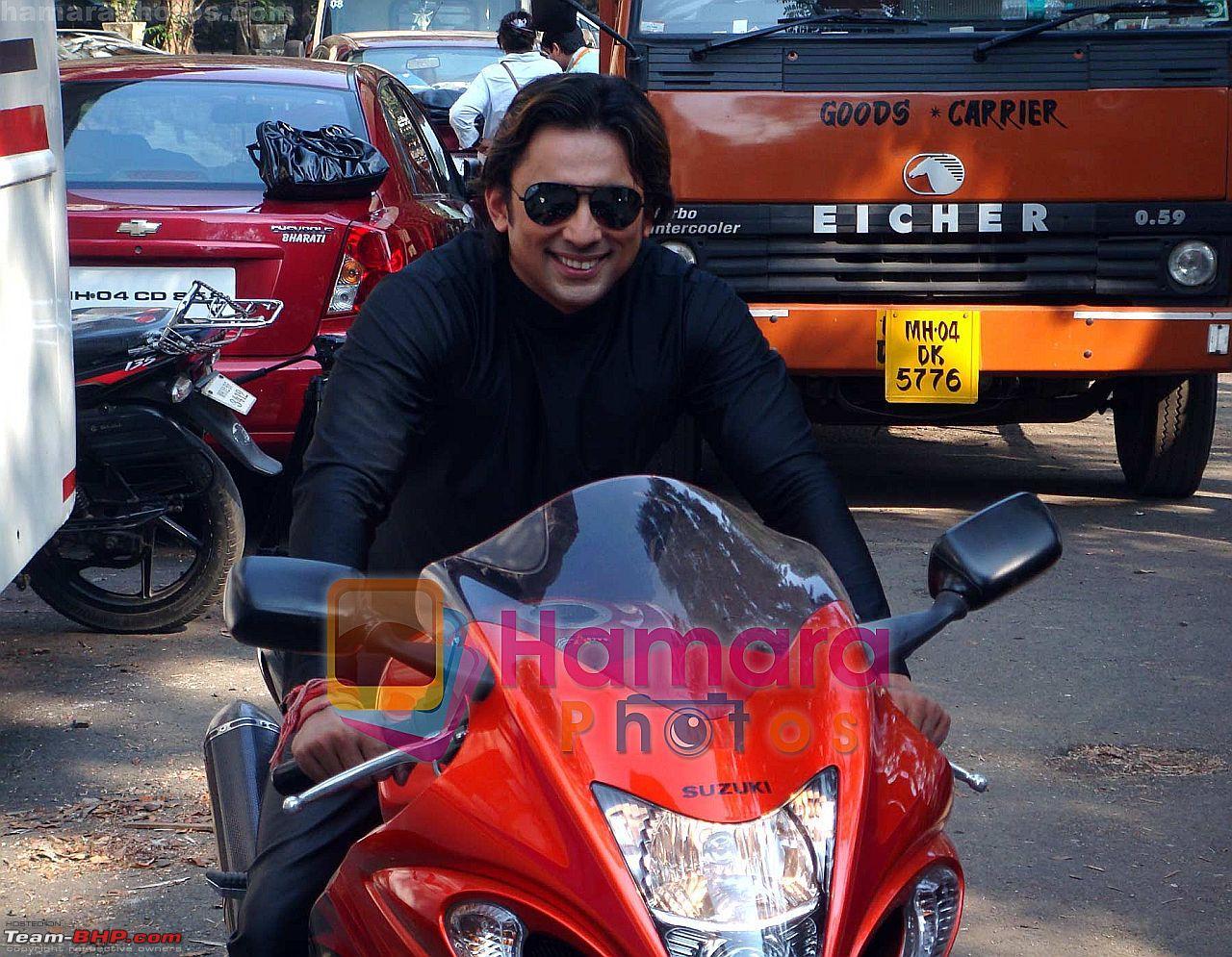 Used Hayabusa In Mumbai >> Bollywood Stars and their Cars - Page 78 - Team-BHP