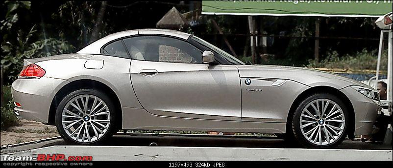 Supercars & Imports : Kerala-bmw-z4-orion-silver1.jpg