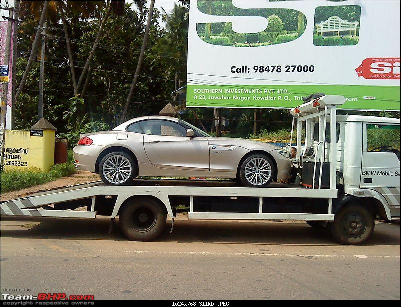 Supercars & Imports : Kerala-bmw-z4-orion-silver.jpg