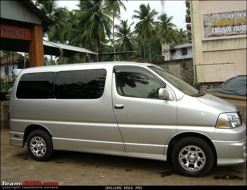 Supercars & Imports : Kerala-toyota-grand-haice-3.jpg